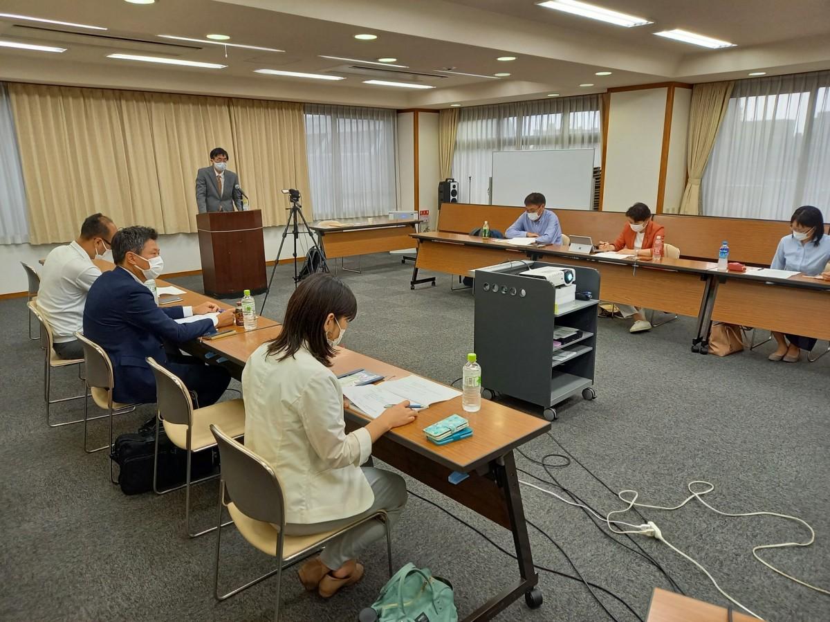 立憲民主党埼玉県連 自治体議員研修会配信サポート