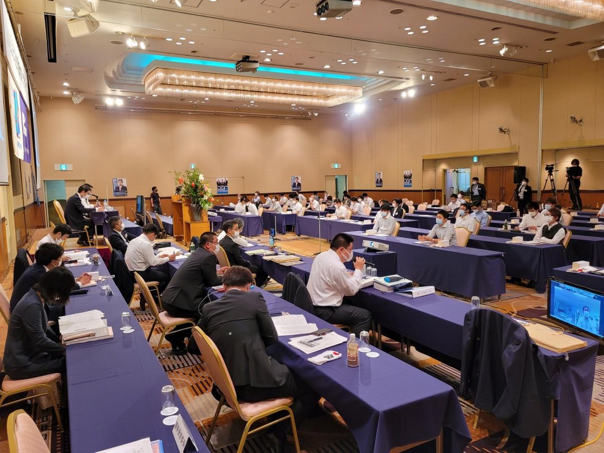 関東電気保安協会労働組合第51回定時大会 WEB配信